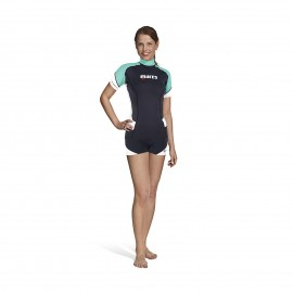 Koszulka Rash Guard Trilastic S-Sleeve She Dives