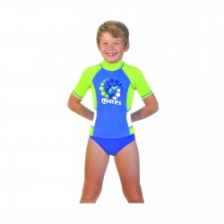 Koszulka Rash Guard KID S/Sleeve  ( UPF50+ ) Boy