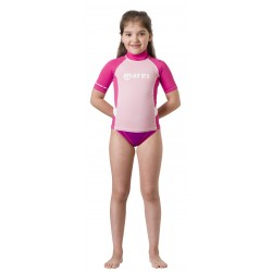 Koszulka Rash Guard Junior S/Sleeve  ( UPF50+ ) GIRL